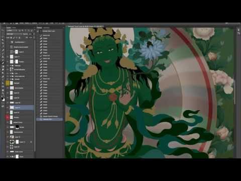DTW 10 - Green Tara pt.5