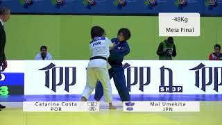"""Magazine """"Hajime"""" - European Judo Open Women 2018"""