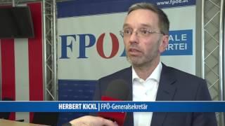 Herbert Kickl im oe24-Interview