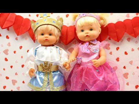 Nenuco Hermanita Traviesa Naia y Dani se reconcilian Baile Fin de Curso - VÍDEOS 2ª Parte