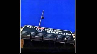 The Great Jazz Trio - Milestones