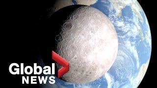 """How the moon's """"wobble"""" will impact coastal cities"""