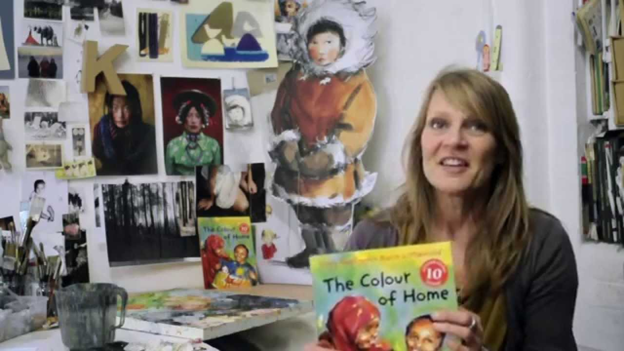 The Colour Of Home By Mary Hoffman Children S Library Lady