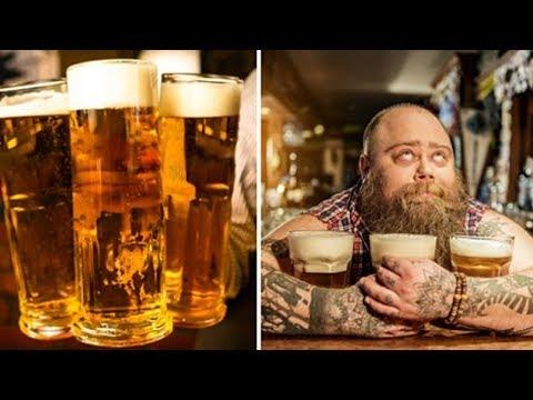 Es ist bewiesen - Die klügsten Menschen sind die stärksten Trinker!