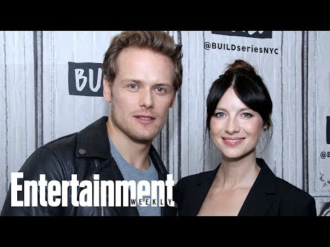 'Outlander' Executive Producer Says Fifth Season Is For Certain | News Flash | Entertainment Weekly