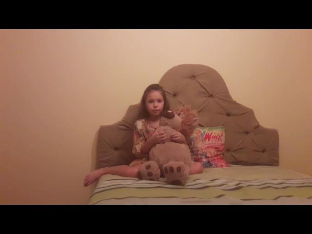 Изображение предпросмотра прочтения – ВикторияКрылова читает произведение «Лев и Лисица» И.А.Крылова