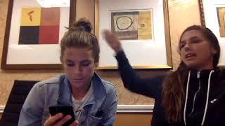Alex Morgan & Kelley O'Hara - Facebook Live Q&A