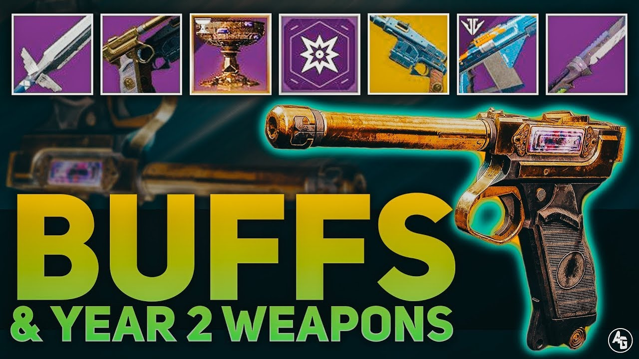 Destiny 2 NEWS | Season of Opulence BUFFS & Forging Random Rolls thumbnail