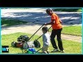 Neighbor Calls POLICE on 12-Year-Old Mowing The Lawn?! | What's Trending Now!