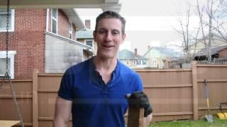 Project! Reclaimed Rustic Wood Window Trim