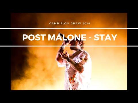 Post Malone - Stay (Live) - Camp Flog Gnaw (Nov 11, 2018)