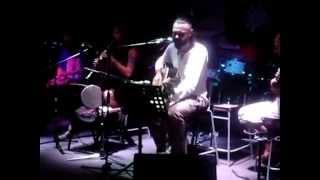 Сейчастье и Василий Эш feat Samosad Bend - Крылья (Live Kwammanga 2015) thumbnail