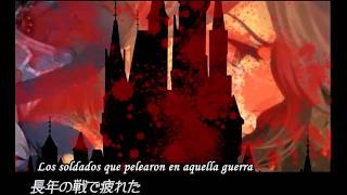 Kagamine Len - Prince of Evil HD sub español + MP3 (Reverse Daughter of Evil)