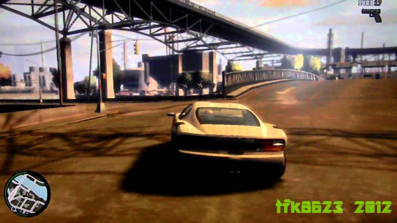 GTA IV ( PS3 ) Gameplay ( 720p ) HD - YouTube