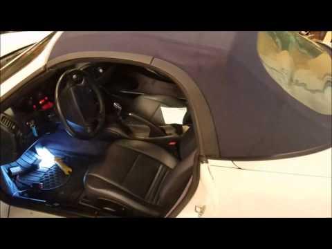 Porsche Convertible Top - override when it won't open or close - Boxster 986 / 911 996