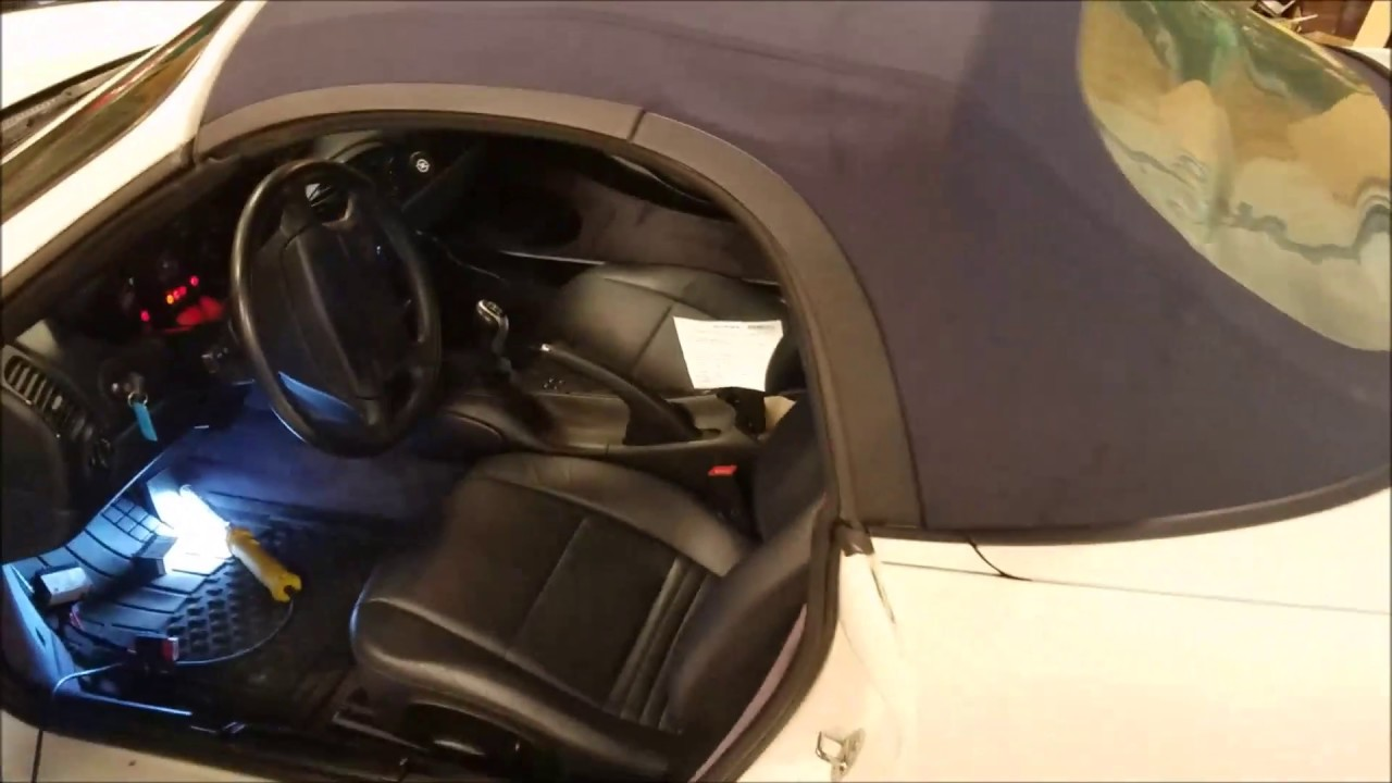 medium resolution of porsche convertible top override when it won t open or close boxster 986 911 996
