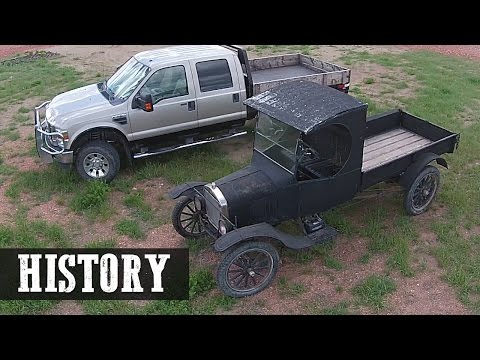 History - The Model T