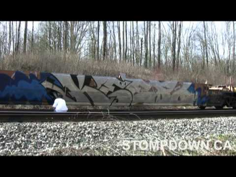 GRAFFITI - Train - Keep6 SDK - Canada