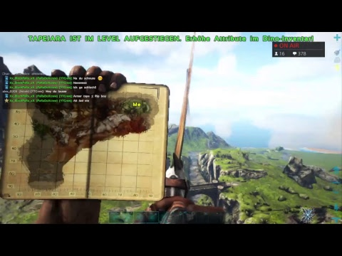 how to find nitrado server on ps4 ark