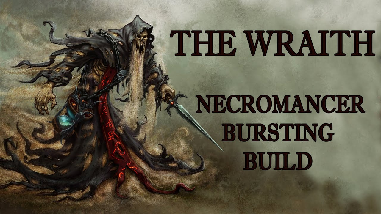 Guild Wars  Hot Necromancer Build