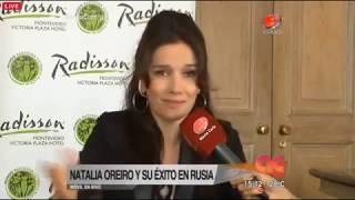 Наталия Орейро | Natalia Oreiro интервью для Algo Contigo от 14.11.2016