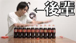 あの後輩Youtuberと超豪華なメントスコーラ!!! thumbnail