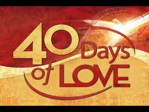 31/01/16 - Ps John Van Bennekom - It's All About Love