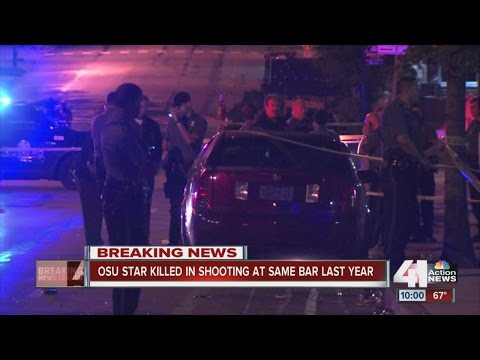 Shooting at bar on Troost Avenue