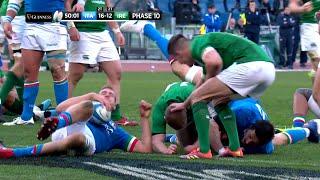 Irish Rugby TV: Italy v Ireland Highlights