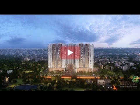 Prestige Park Square - Apartments in Bannerghatta Road Bangalore