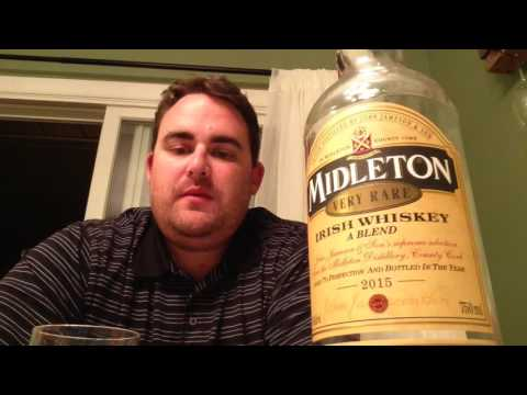 Brown Liquor Reviews - 40 - Midleton Very Rare - 40% abv (80 Proof)