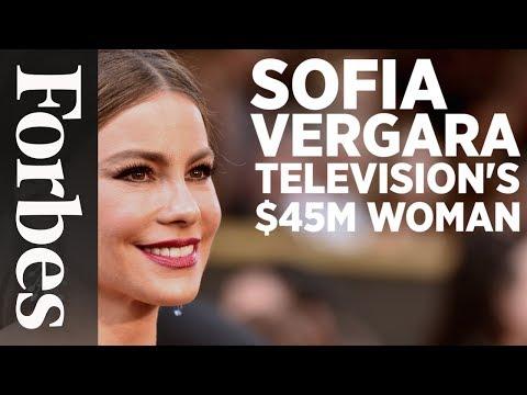 How Sofia Vergara Became America's Highest-Paid TV Actress | Forbes
