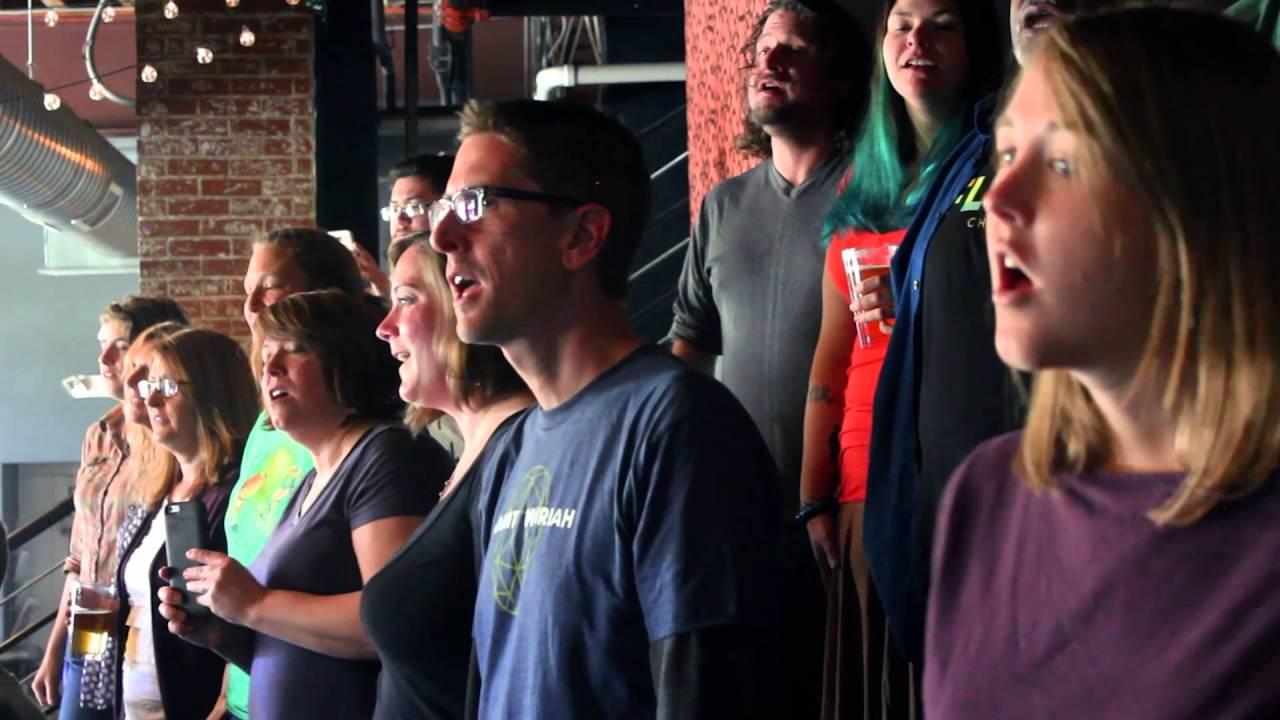 """Flash Chorus sings """"Jesus, Etc."""" by Wilco - YouTube"""