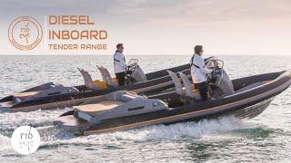 Ribeye Diesel Inboard Tender Range
