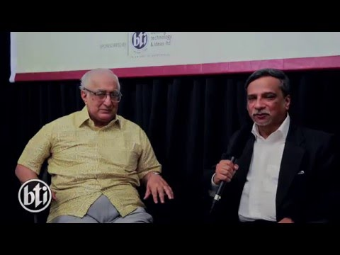 Interview of Prof Jamilur Reza Choudhury on Earthquake Research by bti