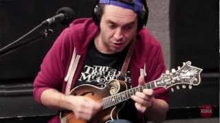 "Yonder Mountain String Band ""Lay it on the Line"" Live at KDHX 3/8/13"