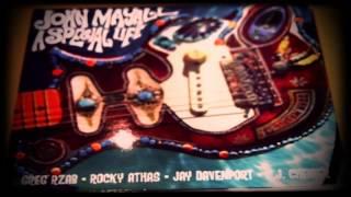 JOHN MAYALL - JUST A MEMORY (A SPECIAL LIFE)