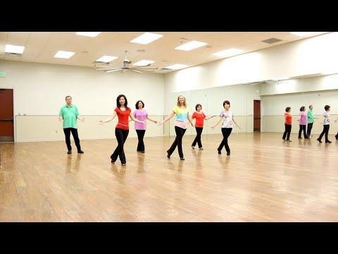 Morning Sun - Line Dance (Dance & Teach In English & 中文)