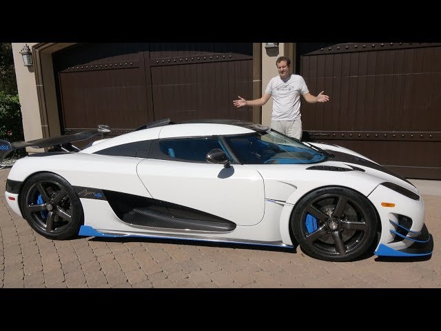Here's Why the Koenigsegg Agera RS1 Is Worth $10 Million