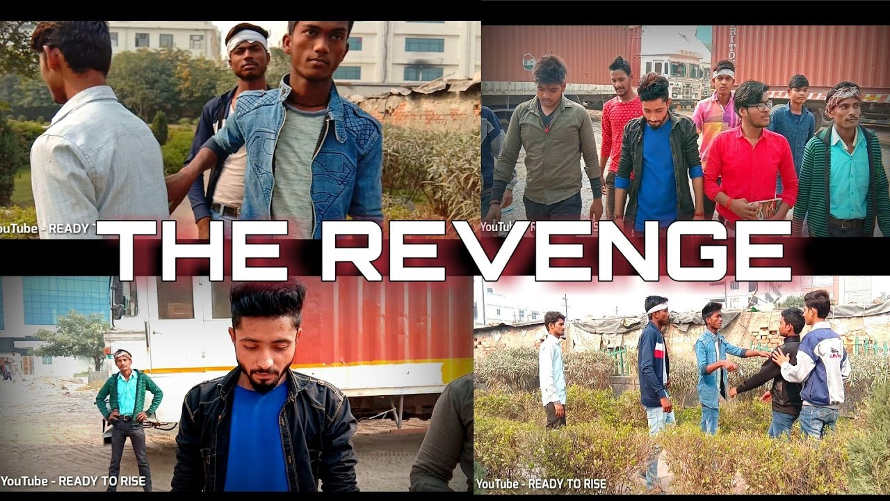 Download THE REVENGE - BADLA   READY TO RISE  