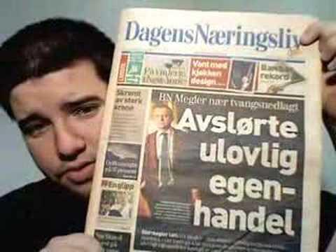 #55 - Dagens Næringsliv!