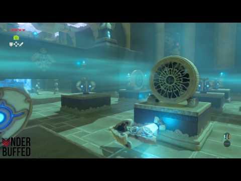 [Zelda BotW] Akh Va'quot Shrine Guide (All Chests)