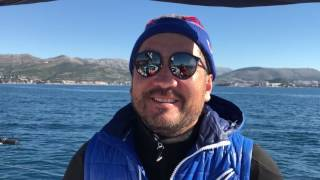 Обучение управлению парусной яхтой Parus Club (видео-отчет)