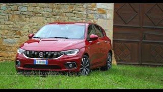 Fiat tipo 2016  (5 portes) essai compactes