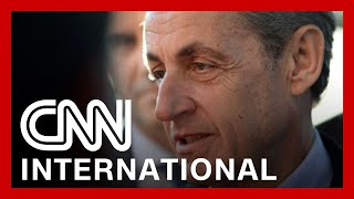 Former French president sentenced to prison