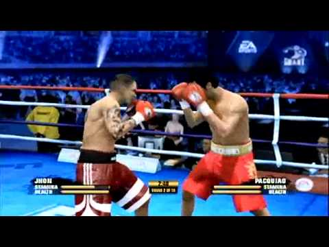 CHRIS JHON VS MANNY PACQUIAO