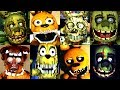 30 SPRINGTRAP JUMPSCARES! | FNAF & Fan Games | IULITM