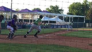 Former Boise State linebacker Joe Martarano returns home as pro baseball player