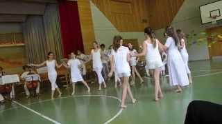 Stage de musique et danse à Evolène - juillet 2014