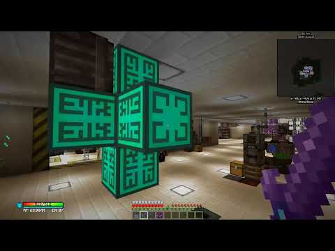 Minecraft - Age of Engineering - Base Tour